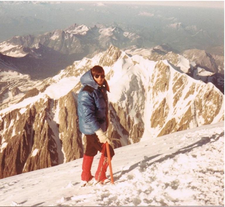 MontBlanc Cumbre
