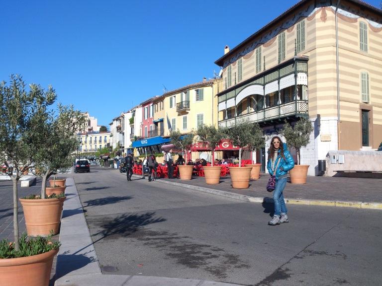 Pueblo de Cassis